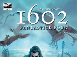 Marvel 1602: Fantastick Four (2006) #4