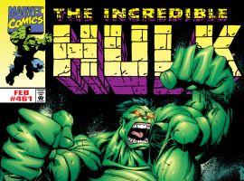 Incredible Hulk (1962) #461 Cover