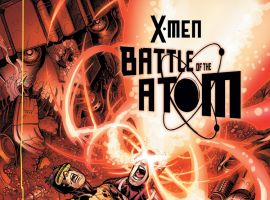 X-MEN: BATTLE OF THE ATOM 1 BRADSHAW VARIANT (ATOM, WITH DIGITAL CODE)