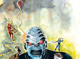 All-New Hawkeye variant art by Jeff Lemire