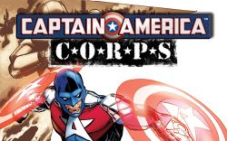 Cap Corps (2010) #5 Cover