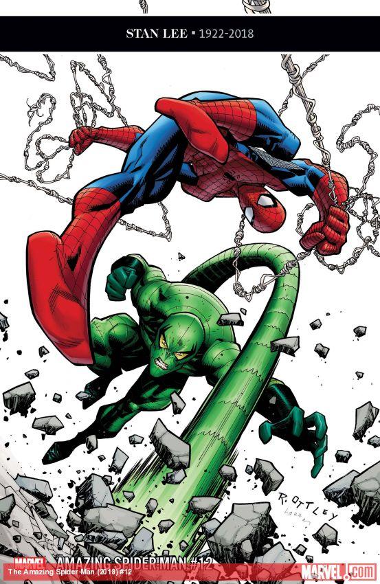 The Amazing Spider-Man (2018) #12