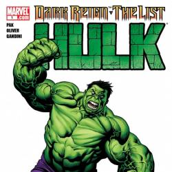 DARK REIGN: THE LIST - HULK ONE-SHOT #1 (HERO VARIANT)