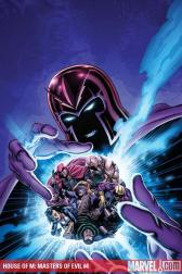 House of M: Masters of Evil #4 