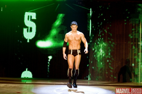 "WWE Superstar Cody Rhodes on ""RAW"""