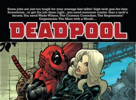 DEADPOOL #9 preview page 1