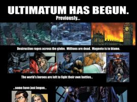 ULTIMATUM #3 preview page 6
