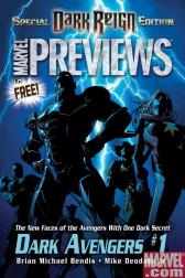 Dark Reign Previews #1 