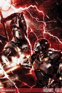 War Machine (2008) #3