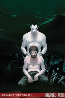 Sub-Mariner: The Depths (2008) #4