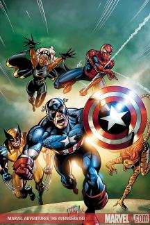 Marvel Adventures the Avengers (2006) #30