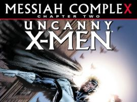 UNCANNY X-MEN #492 Second Printing Variant Cover by Billy Tan