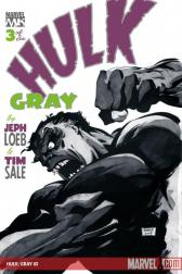 Hulk: Gray #3 