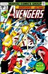 AVENGERS #162 COVER