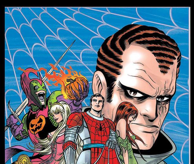SPIDER-MAN FAIRY TALES #4