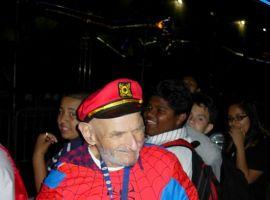 old man Spider-Man