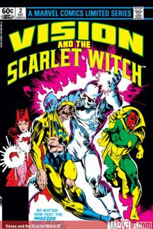 Avengers: Vision and the Scarlet Witch (Trade Paperback)