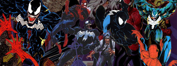 carnage vs venom. Spider-Man vs Venom