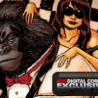 Exclusive Digicomics: Gorilla Man, Kraven & More