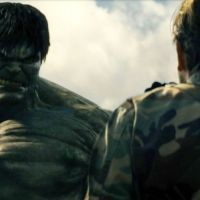 Hulk stares down Emil Blonsky