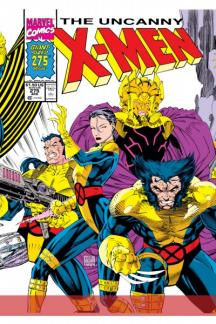 Uncanny X-Men (1963) #275