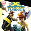 X-FACTOR FOREVER #5 cover by Dan Panosian