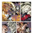 FRANKENCASTLE #20 preview art by Tony Moore 4