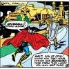 Heimdall denies Thor entry to Asgard