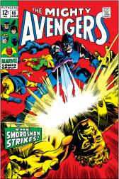 Avengers #65 