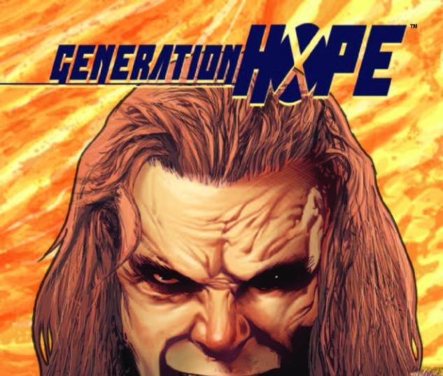 Generation Hope #4 Land Variant