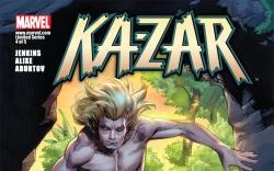 Ka-Zar (2010) #4