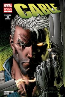 Cable #5  (SILVESTRI VARIANT)
