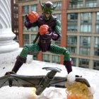 The New Marvel Select Green Goblin Takes on Spider-Man
