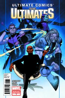 Ultimate Comics Ultimates  (2011) #7 (Variant)
