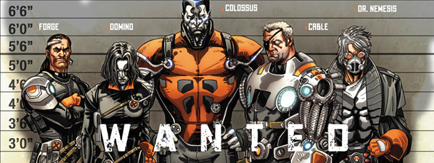 Marvel NOW! Q&A: Cable and X-Force