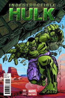 Indestructible Hulk #1  (Simonson Variant)