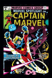 Marvel Spotlight #1