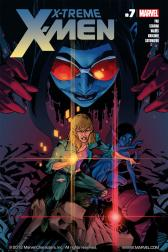 X-Treme X-Men #7 