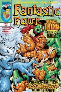 Fantastic Four (1998) #6