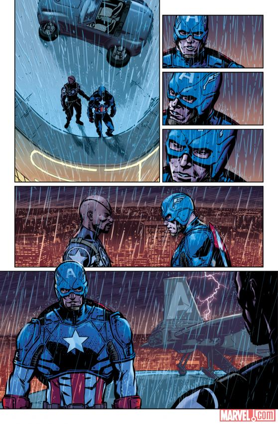 Avengers: Threat Assessment preview art by Fernando Blanco