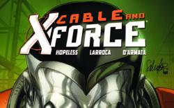 CABLE AND X-FORCE 4 (NOW, WITH DIGITAL CODE)