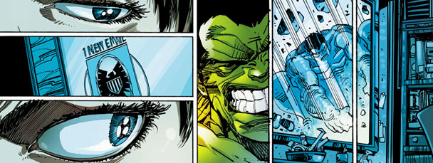 Indestructible Hulk: Return to Asgard Pt. 1
