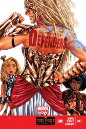 Fearless Defenders #3 