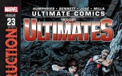 ULTIMATE COMICS ULTIMATES 23 (WITH DIGITAL CODE)