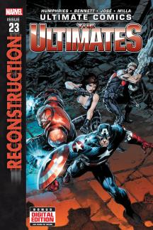Ultimate Comics Ultimates  (2011) #23