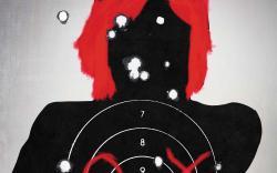 Scarlet (2010) #9 Cover