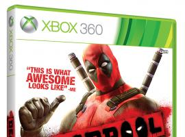 Deadpool Xbox 360 box art