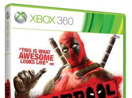 Deadpool Xbox 360 box art