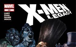 X-Men Legacy (2008) #252