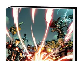 AVENGERS VOL. 2: THE LAST WHITE EVENT PREMIERE HC (MARVEL NOW, WITH DIGITAL CODE)
